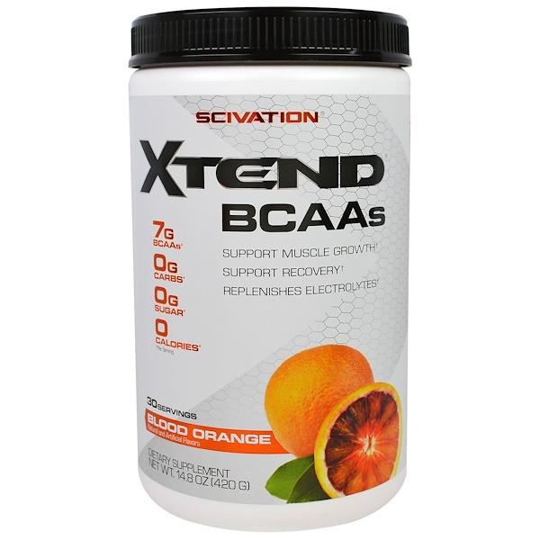 BCAAXTENDブラッドオレンジ