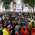 渋谷のハロウィン問題!人に迷惑かけるバカ騒ぎはやめろよアホ