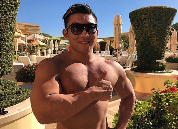 ベーヤンの身長・体重・BMI